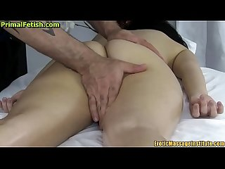 Karly baker full body massage fucked