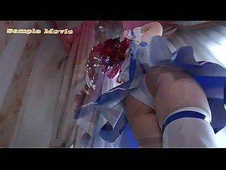 Touhou alice level 2 sample cosplay