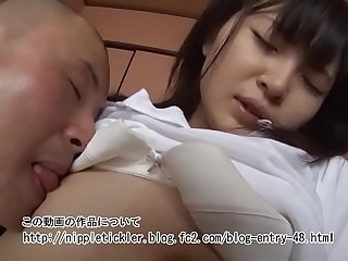 Cute japanese high school girl sex :..