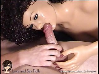 Silicone doll blow job compilation 2 www loveandsexdolls com