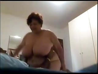 Huge tits my fucking mom on spy cam