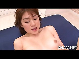 Oriental princess devours hard shlong