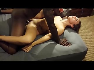 Husband Records As Wife Takes a Big Black Cock