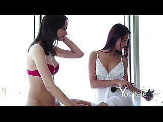 Yonitale soft erotica with 2 stunning teens ariel lilit a and Paula shy