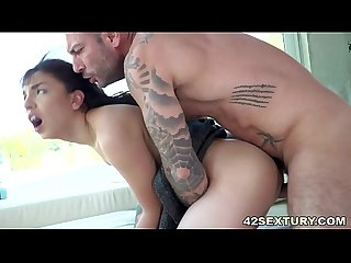 Taking matilde ramos anal virginity