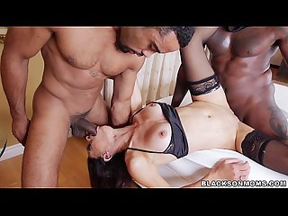 Eva long gets fucked long dick style Blacks on moms lpar xa15342 rpar