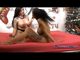 Sexy sluts fucked too hard and falls off bed show 1 dec 12 shebangtv