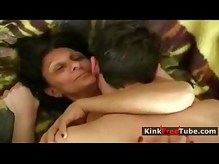 Mom and son kinkfreetube com