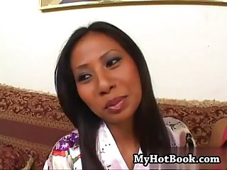Nyomi marcela and sanaei moon are bisexual asian t