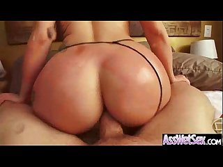 Anal Hardcore Sex With Big Butt OIled All Over Sexy Girl (mandy muse) clip-25