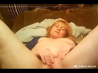 Mature Russian Masturbates on Webcam part 1 - xCAMexplorer.com/lidia