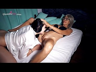 Hannah Licking and Play Wet Pussy Veronika Charm