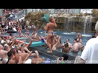 nudist swinger pool party key west