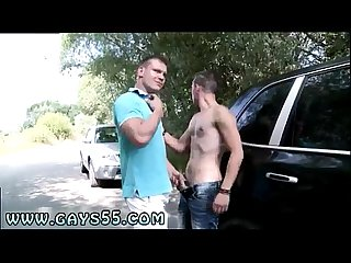 Muscular light skinned straight male gay porn stars full length Anal