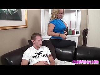 Stepmom stepson affair 70 mommy caught me jerking