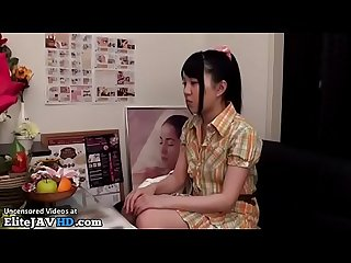 Japanese teen massage turns weird more at elitejavhd com