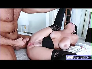 (Veronica Avluv) Housewife With Big Juggs Love Intercorse On Camera Clip-32