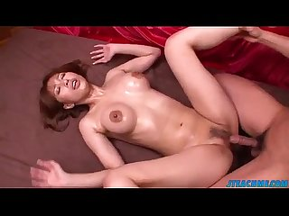 Superb Tiara Ayase drilled in crazy scenes of Asian porn