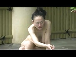 Japanese Onsen Hot Spring Hidden Cam 6 - WebCummers.com