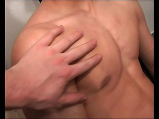 Cute guy handjob adventure