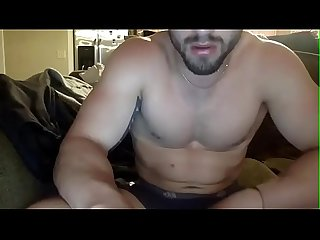 gorgeous man on cam
