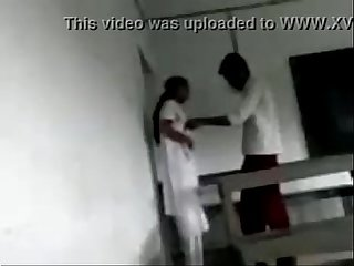 Indian student making sex in classroom