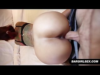 Tattooed Pinay First Time Camera Sex