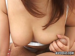 Cute and sweet Asian cock gobbler loves to suck on cocks