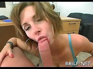 Subrigid shaft for a cute pornstar