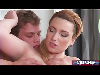 Big natural tits Milf and neighbour lucia fernandez 03 Video 05