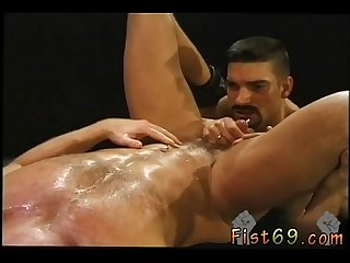 Gay sex mp4 and gay rimming as Club Inferno's own Uber-bottom, Rick