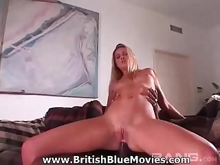 Ashley Long - British Interracial Gang Bang