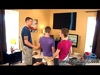 Gay porn tube teen wii times three