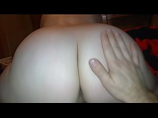 Wife uses her big ass.. reverse cowgirl with big dick