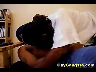 Horny Black Ghetto Gay Anal Penetration