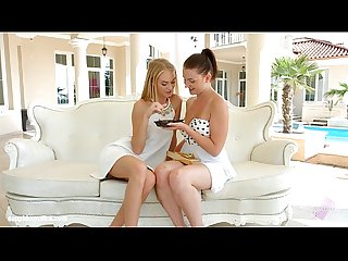 Sapphic erotica presents nancy a and dyanna lesbians