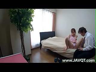 JavQT.com - affair with my boss pretty big tits