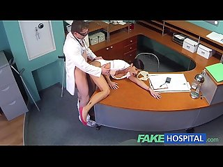 Fakehospital busty ex porn star uses her amazing sexual skills