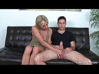 Big cock and huge cumshot