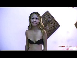 Thai hooker has unprotected sex with tourist