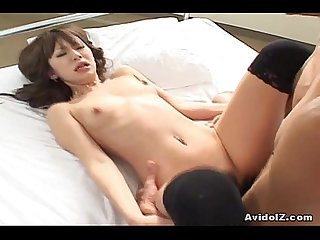 Yuu kawano double blowjob and huge creampie