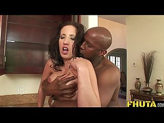 Fhuta - Busty milf screwed by a big black dick