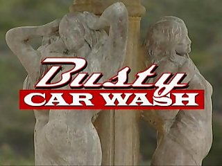 Erica campbell busty carwash