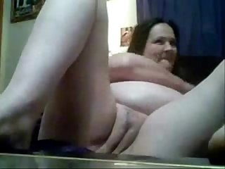 My naked mom masturbating at pc hidden cam