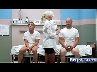 Doctor treat with hard bang a sexy patient Gigi allens movie 12