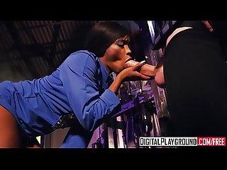 DigitalPlayground - Star Wrecked A DP XXX Parody (Danny D, Kiki Minaj)