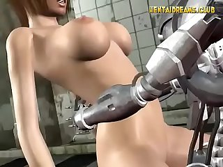 Robot fucks hot hentai girl more at www hentaidreams club