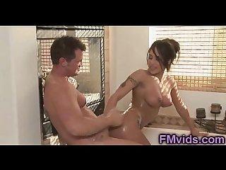 Sexy jenaveve jolie soapy massage