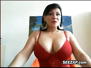 Mature whore with big breast