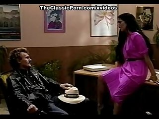 Hyapatia lee comma rosemarie comma joey silvera in threesome scene with two hot retro porn